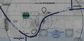 Heliport SLXZ chart map