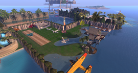 Paradise Dreamers Airfield, looking NW (04-14) 001
