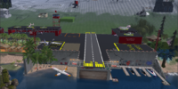 Excellens Airfield