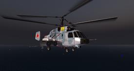 Kamov Ka-29TB HELIX (S&W) 1