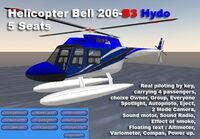 Bell 206-B3 Hydro Variant (Apolon) Promo