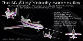 Bede BD-5 (Velocity)