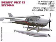 Birdy Sky II (Apolon)