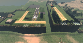 Full Throttle Airfield - August 2015