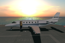 Cessna Citation 560XL (DSA)