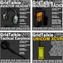 GridTalkie articles