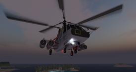 Kamov Ka-29TB HELIX (S&W) 2