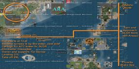 SLGR Approach Map