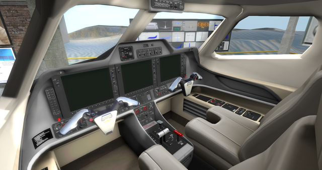 File:Embraer Phenom 300 (Dani) 2.png