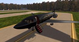 Falcon 2000 (EG Aircraft) 1