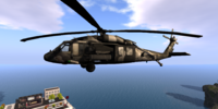 Sikorsky UH-60 Black Hawk (E-Tech)