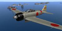 Mitsubishi A6M2b Zero (HaruMotors)