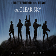 Clear Sky - Enlist (Poster Attempt... Thing)