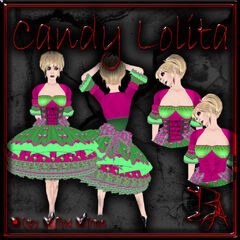 BA Candy Lolita - Watermelon