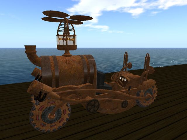 File:Steampunk Car.jpg