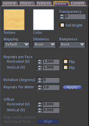 Object-editor-texture