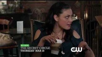 "The Secret Circle 1x16 ""Lucky"" - Promo (HD)"