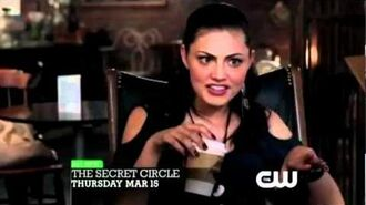 The Secret Circle Extended Promo 1x16 Lucky HD