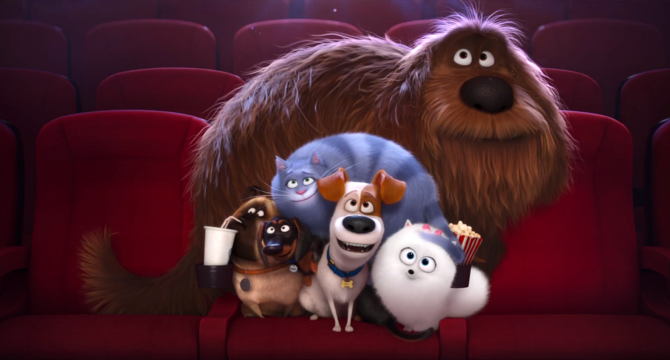Image characters the secret life of pets for Tattoo secret life of pets