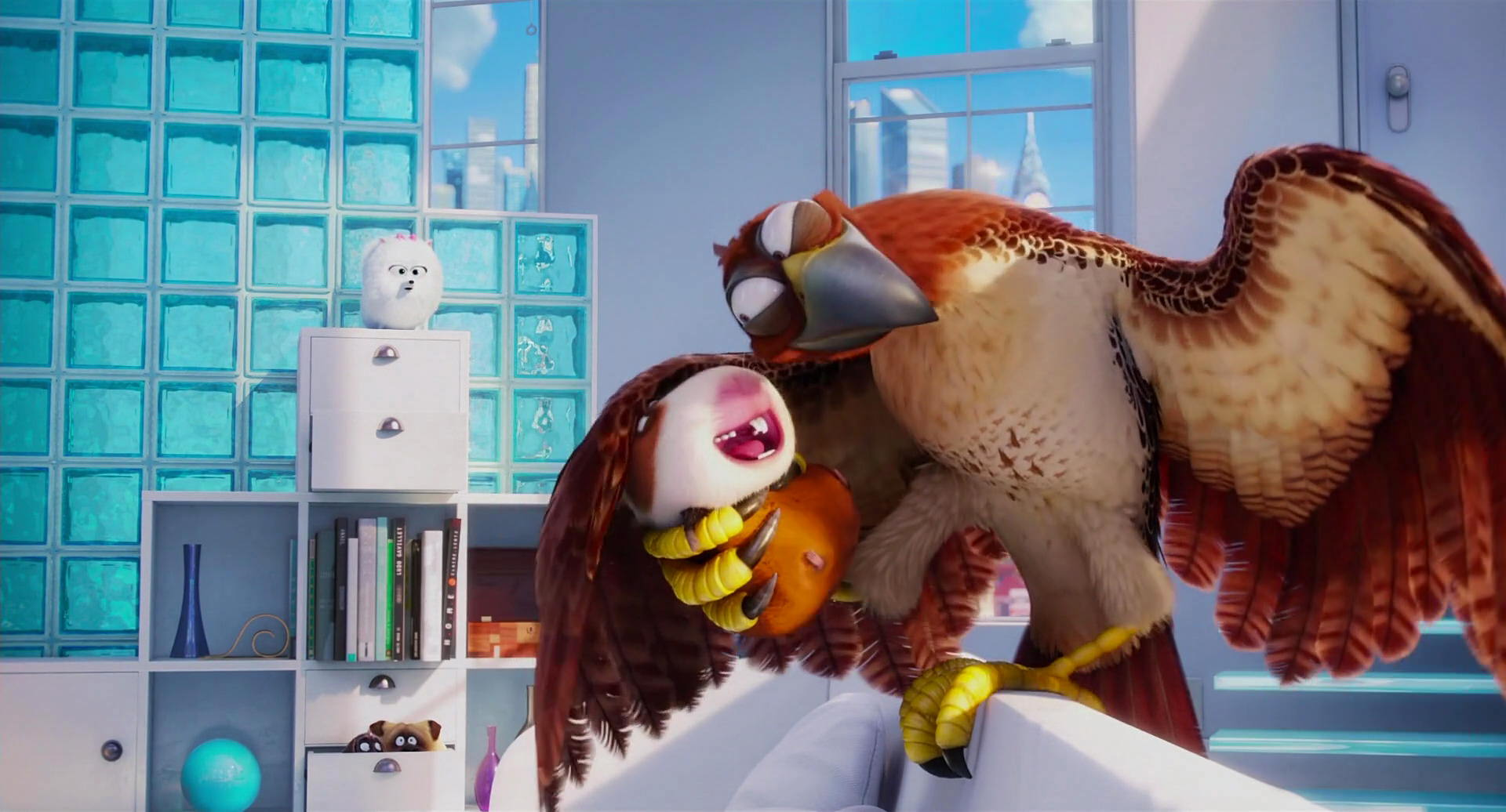 image   tiberius and nornam   the secret life of pets