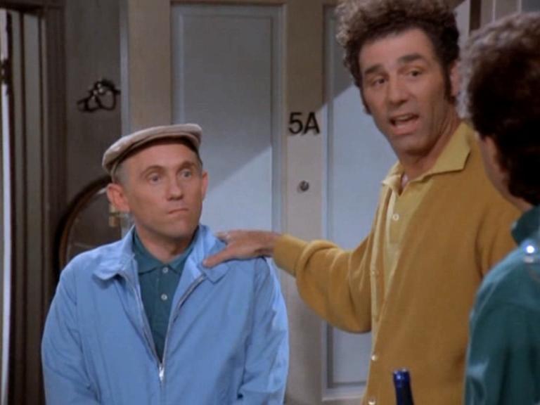 Kramer Seinfeld 2013