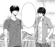 Nao and Takano