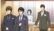 Chiaki and Yuu leave the party ep06