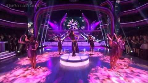 Selena Gomez - Come & Get It, Live on Dancing with the Stars