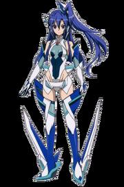 Tsubasa Kazanari Symphogear GX