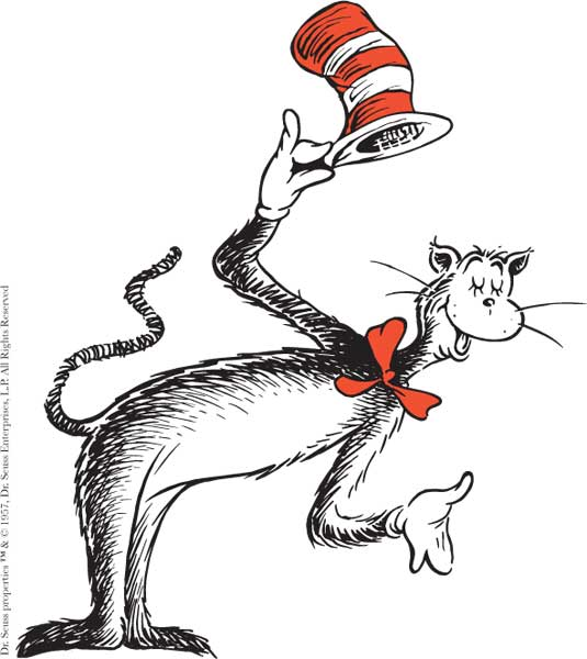 Image result for Dr. Seuss Hat