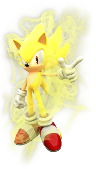 Super sonic the hedgehog by mintenndo-d662jtv