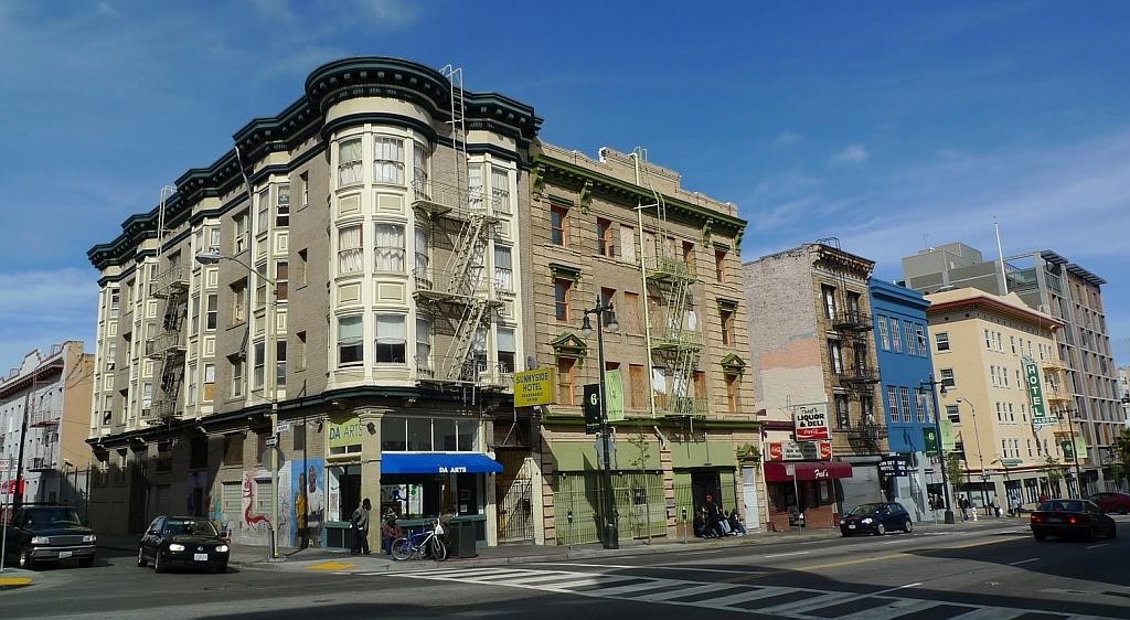 Single Room Occupancy Hotels San Francisco