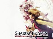 Shadow hearts from the new world wallpaper