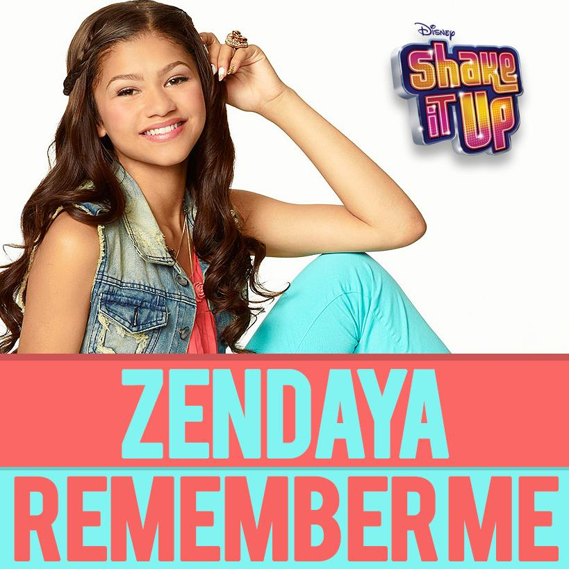 Zendaya remember me