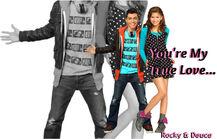 Rocky Blue Deuce Martinez You're My True Love 00