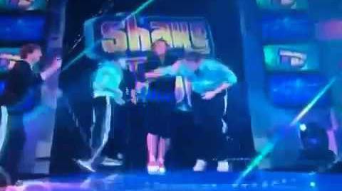 Shake it up skipping rope dance