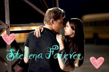 Stelena Forever Fanart