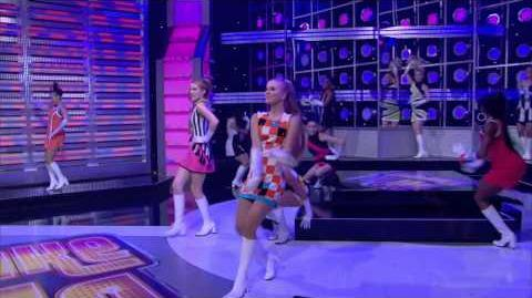 These Boots Are Made For Walking Dance Performance - Olivia Holt - Shake It Up - Disney Channel