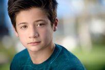 Davis Cleveland age 13