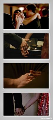 Hand-Holding Soulmates