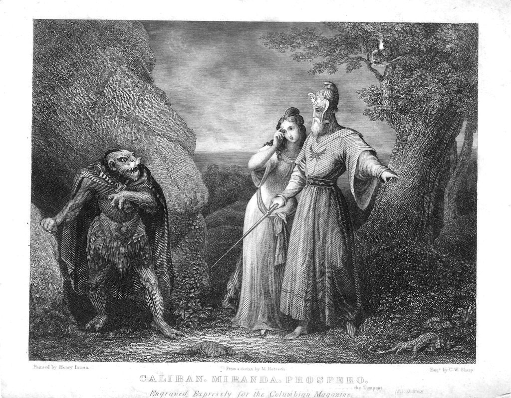 The Tempest and William Shakespeare