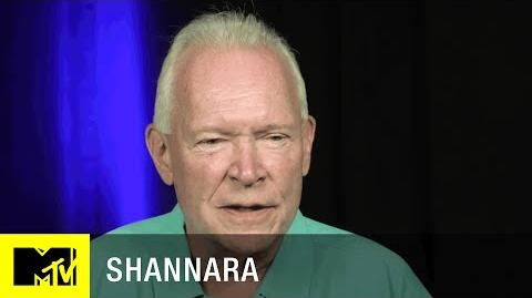 The Shannara Chronicles Terry Brooks on MTV's Adaptation MTV