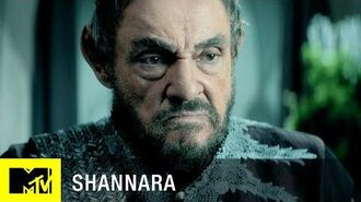 The Shannara Chronicles Meet King Eventine (John Rhys-Davies) & His Sons MTV