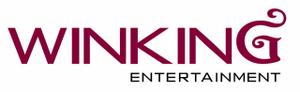 Winking logo