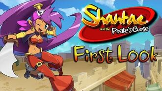 Shantae and the Pirate's Curse (Pixlbot First Look!)