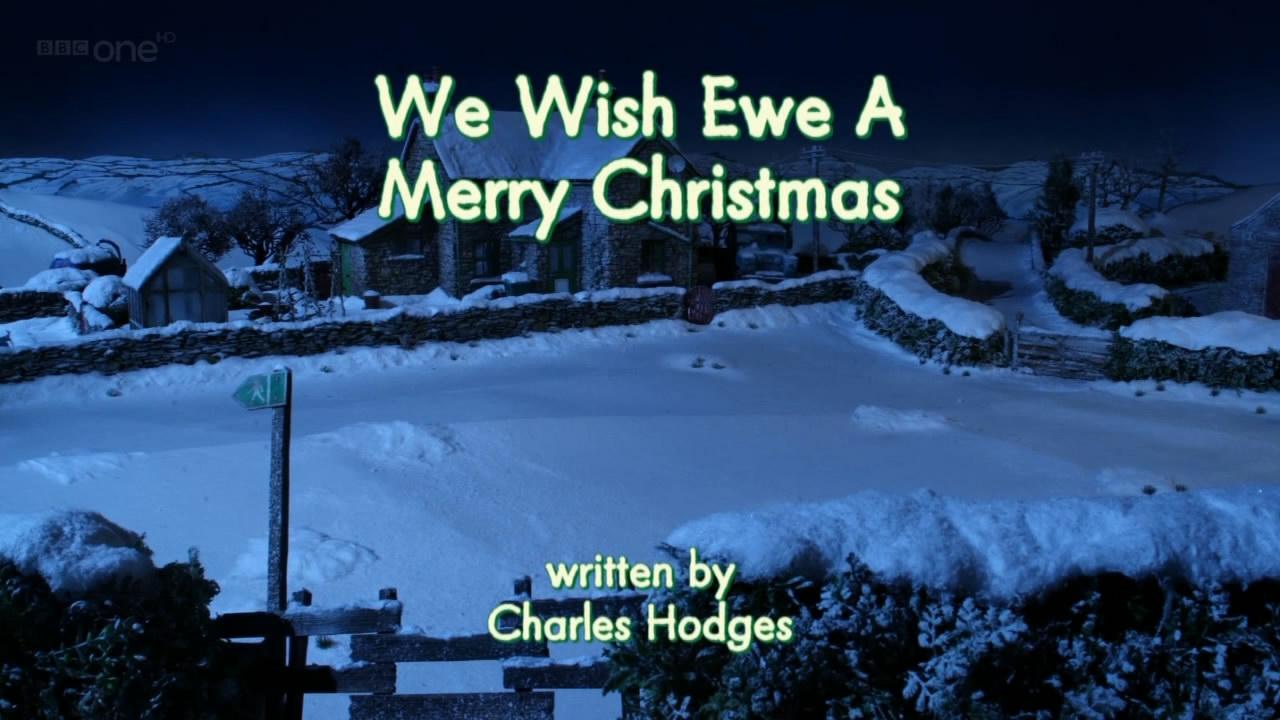 We Wish Ewe A Merry Christmas | Shaun the Sheep Wiki | FANDOM ...