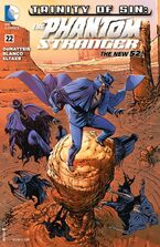 The Phantom Stranger Vol 4-22 Cover-1