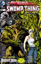 Swamp Thing Vol 5-12 Cover-1