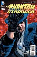 The Phantom Stranger Vol 4-2 Cover-2