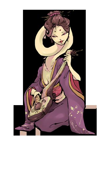 Rokurokubi Shikigarden Wiki Fandom Powered By Wikia